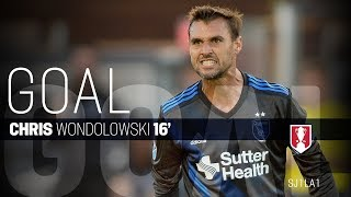 Video Gol Pertandingan San Jose Earthquakes vs La Galaxy