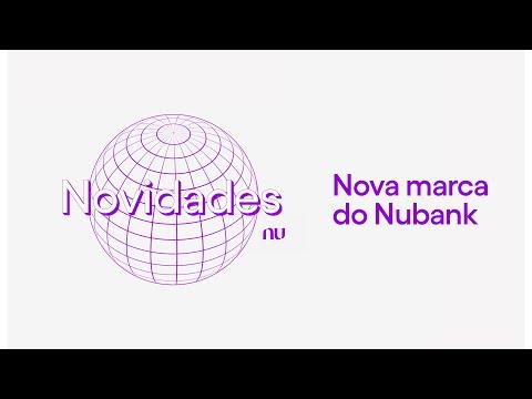 Nubank de cara nova: conheça o novo logo do Nu