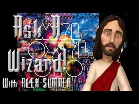 "Download Ask A Wizard 4: Alex Sumner plugs Coldplay's album ""Mylo Xyloto"""