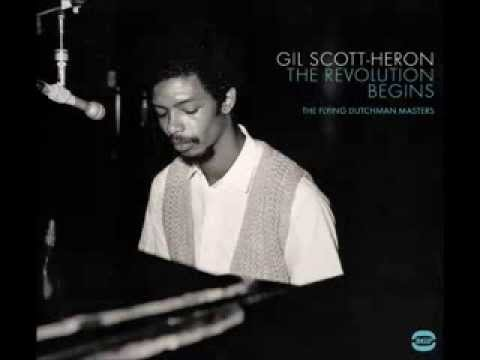 Gil Scott-Heron | Revolution Will NOT Be Televised (Official Version)