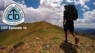 CDT Thru Hike 2018 Ep 16 - Grand Lake to Steamboat Springs (Continental Divide Trail Documentary)