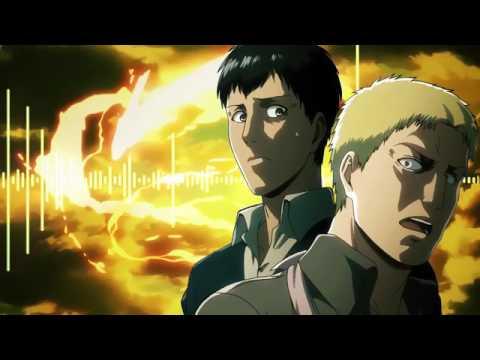 [進撃の巨人] Reiner and Bertholdt Transformation Music (Anime Love)