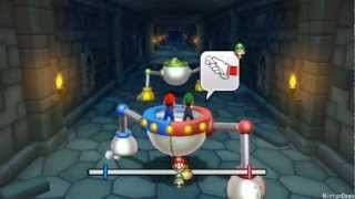 [Mario Party 9] Minigames - Bowser Jr. Walkthrough