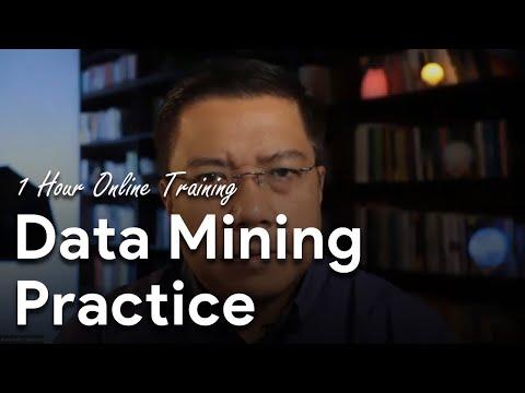 1 Hour Online Training: Data Mining Practice