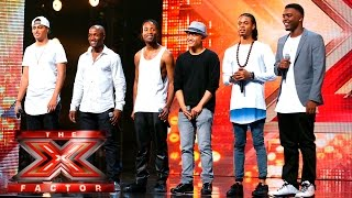 The Judges take a DTOUR   Auditions Week 4   The X Factor UK 2015