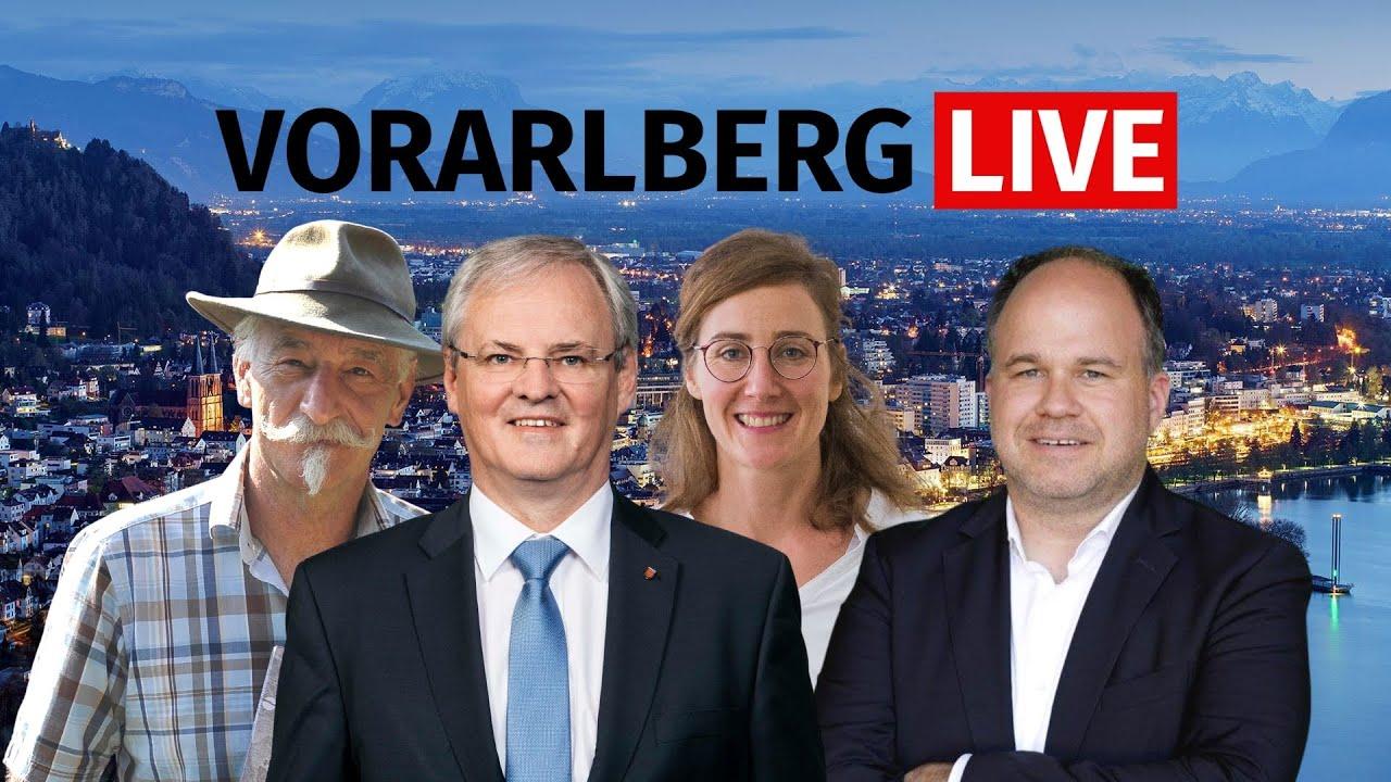 Download Vorarlberg LIVE mit Harald Sonderegger, Sarah Bard und Sigi Schwärzler