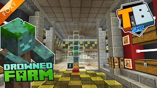 DROWNED FARM | Truly Bedrock Season 1 [93] | Minecraft Bedrock Edition 1.14 SMP