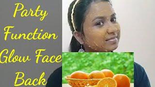 Skin whitening Orange Peel Powder mask in Tamil Homemade Face pack DIY face pack in tamil