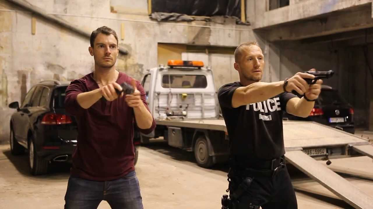 Crossed The Line Quotes: Richard Flood Getting Ready For The
