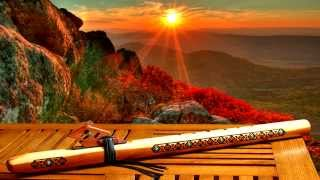 Native American Flute - Zuni sunset song - Indian traditional song