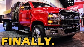Download EXTRA Heavy Duty! 2019 Chevrolet Silverado 4500HD Mp3 and Videos