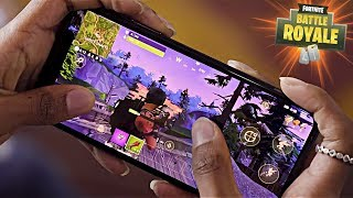 OFFICIAL TRAILER OF FORTNITE MOBILE + HOW TO GET TO DOWNLOAD THE GAME BEFORE IN IOS!!