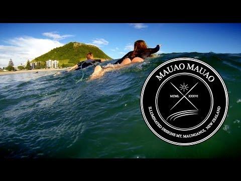 """MAUAO MAUAO""  shot on location in Mount Maunganui, New Zealand by http://www.nzgreentv"