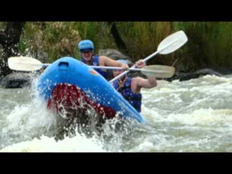 Tapimanzi Adventures White Water River Rafting  Raft South Africa Promo
