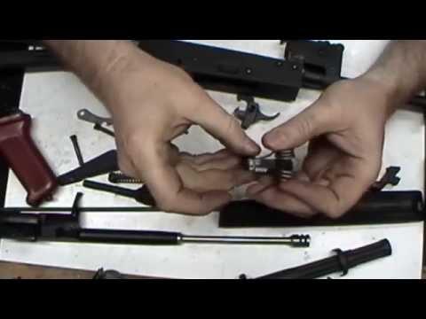 Bulgarian AK '74 Back to 5.45 Part 5