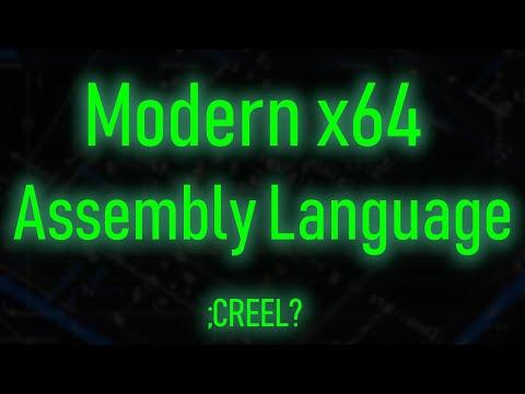 Modern x64 Assembly 11: The DIV Instruction thumbnail
