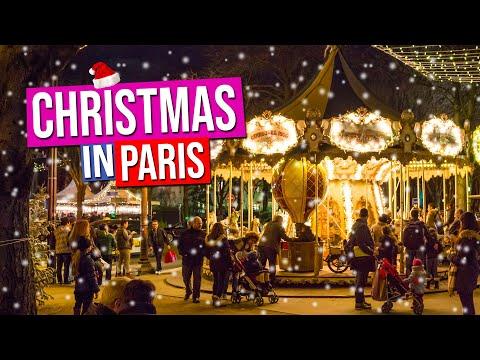 Paris Christmas Market | Marché/Village de Noël des Champs-Elysées Paris
