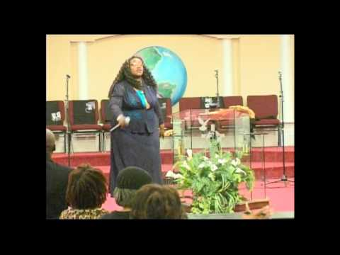 Apostle Stacey Woods at Kingdom Impact Conference 2016