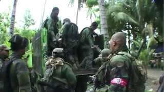 AIRSOFT/ASG BEACH ASSAULT, BANTAYAN ISLAND, CEBU, PHILIPPINES