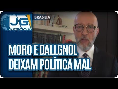 Josias de Souza/Moro e Dallagnol deixam política mal