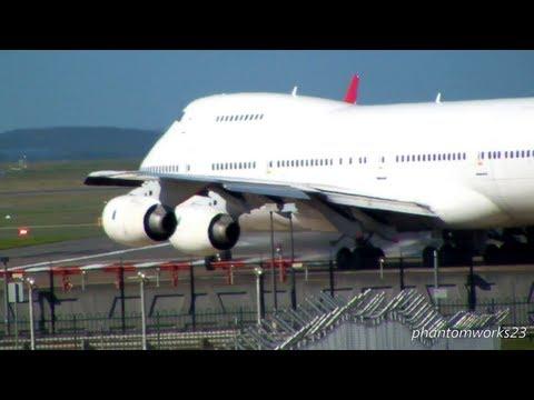 AIR ATLANTA ICELANDIC 747-200F TAKE OFF 16R SYDNEY AIRPORT (REUPLOAD)