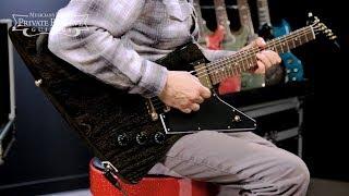 Gibson Custom Explorer Mahogany TV Series Electric Guitar