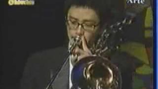 Trombone solo - Moonriver