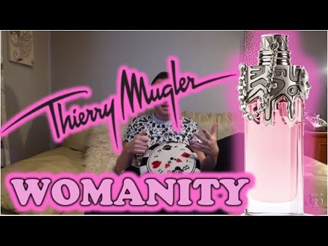 "Thierry Mugler ""Womanity"" Fragrance Review"