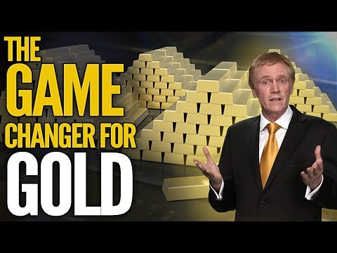 The GAME CHANGER for Gold - Mike Maloney