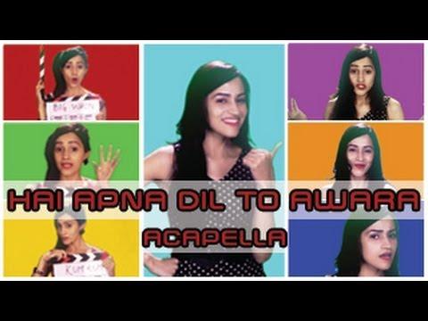 Hai Apna Dil To Awara : Acapella Version by Vasuda Sharma