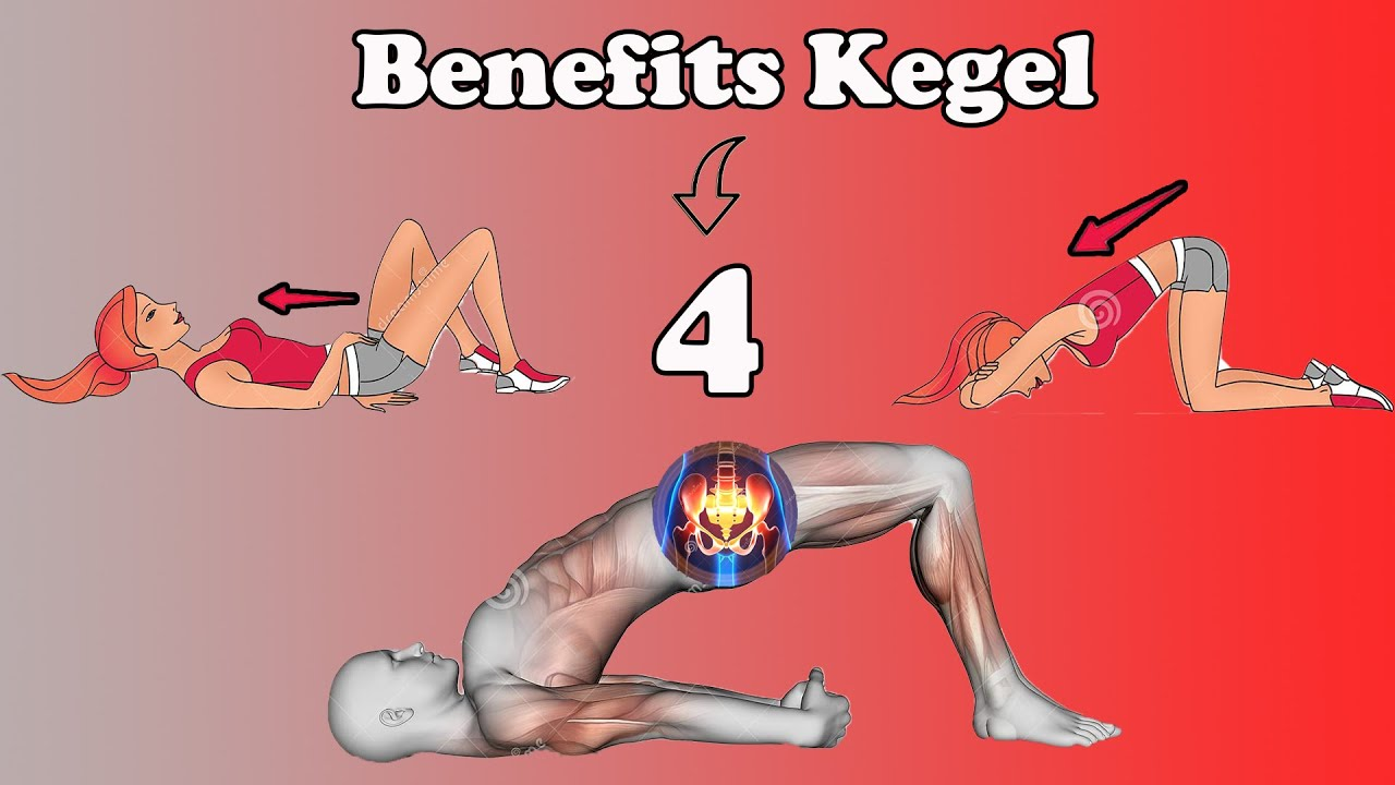 4 Benefits of Kegel exercises for men with pictures