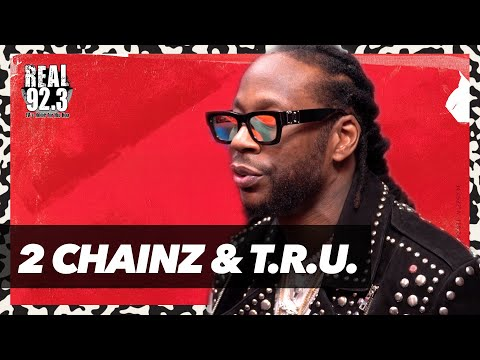 2 Chainz Introduces T.R.U., Talks $1 Million Wedding, Investing His Money | Bootleg Kev & DJ Hed