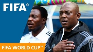 Nigeria's Stephen Keshi: A TRIBUTE