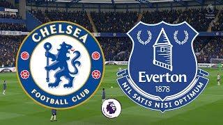 Premier League 2018/19 - Chelsea Vs Everton - 11/11/18 - FIFA 19