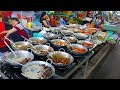 Seafood Market in Can Gio Island, Ho Chi Minh City Vietnam