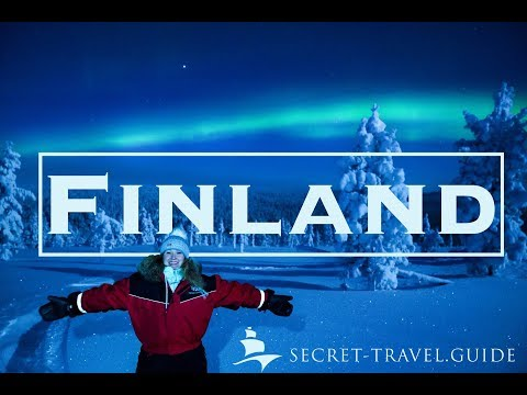 Winter Wonderland Finland | Things to do in Lapland