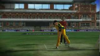 INTERNATIONAL CRICKET 2010 Trailer