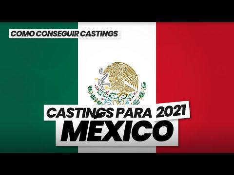 3 FORMAS de ENCONTRAR CASTINGS en MÉXICO 2020/21 🇲🇽