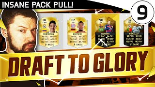INSANE PACK PULL! - DTG#09 - FIFA 16 Ultimate Team