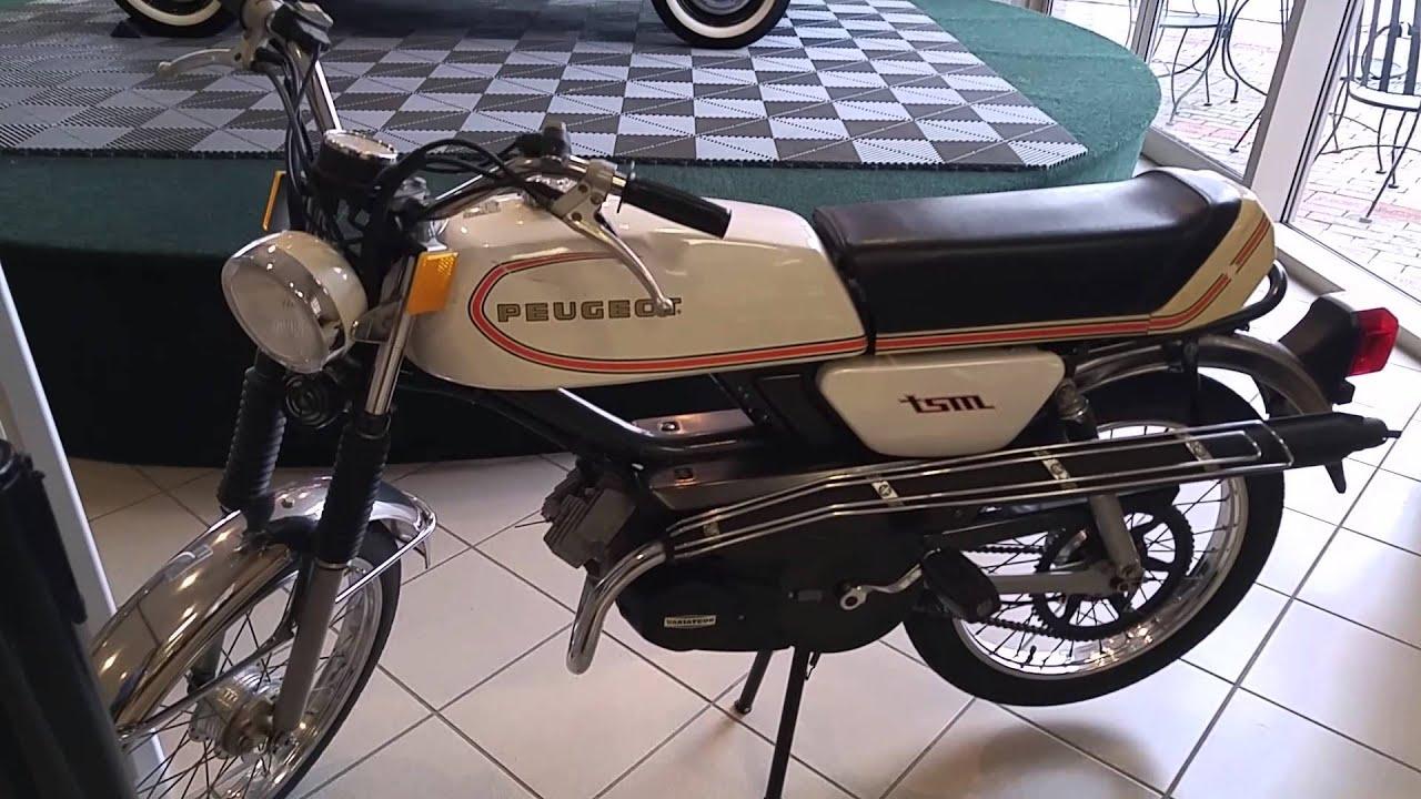 1982 Peugeot Tsm