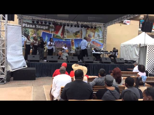 "Marcus Dyson ""SOMETHING INSIDE"" LIVE at 2015 San Diego Gospel Fest"