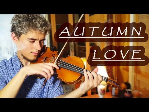 Autumn Love for Violin Solo