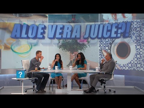 Health Benefits from Aloe Vera Juice?