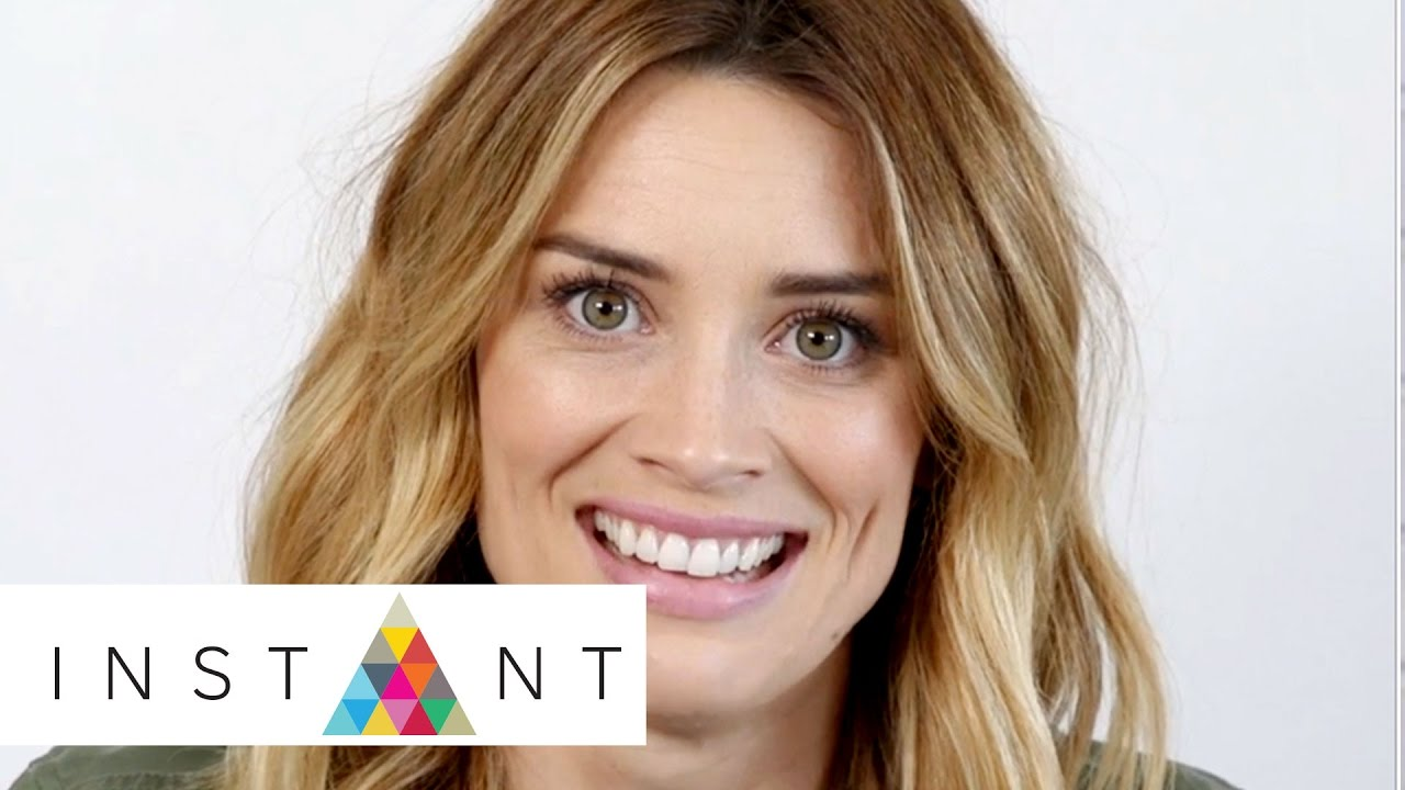 Com Http Img ImageTwist ls Arielle Vandenberg Lays Down The Truth About 'A Jiffy' | HOT THOT of the  DAY | INSTANT - YouTube
