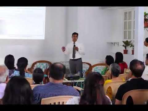Care For Dementia - Event at KITES, Bangalore