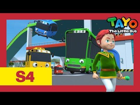 Tayo S4 #15 l Asura the little wizard l Tayo the Little Bus l Season 4 Episode 15