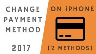 Gambar cover How to Change Payment Method on iPhone!