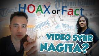 Hoax or Fact : Video Syur Mirip Nagita Slavina Bikin Heboh