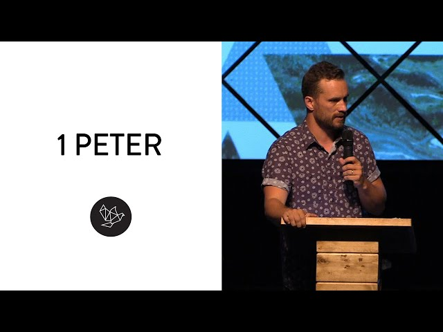 Discovering Holiness -- 1 Peter 1:13-16 (05/12/2019)