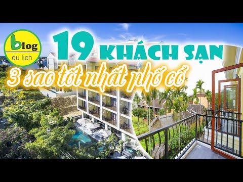 Top 19 khách sạn 3 sao Hội An gần phố cổ tốt nhất